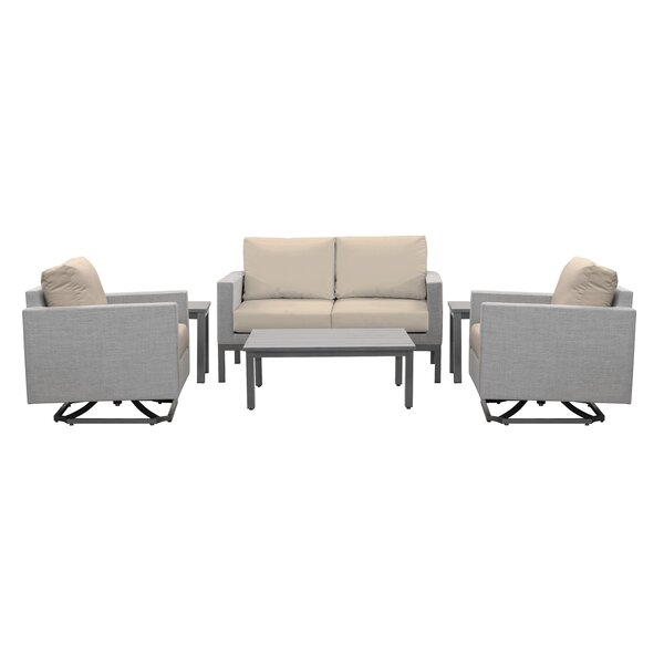 Chin Complete Patio Set by Brayden Studio