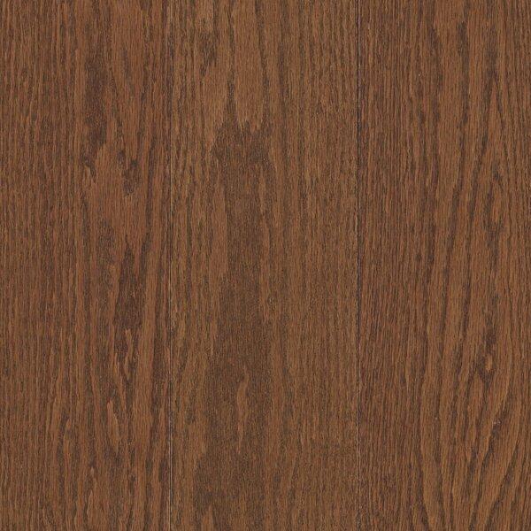 Randhurst SWF 5 Solid Oak Hardwood Flooring in Saddle by Mohawk Flooring