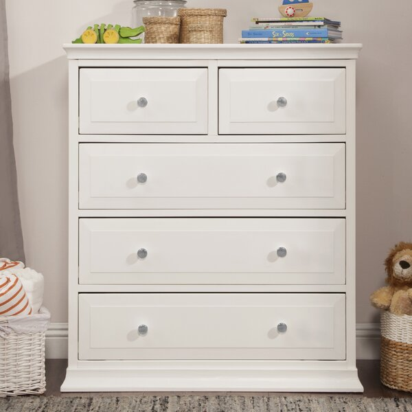 Signature 5 Drawer Dresser by DaVinci