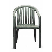 Kuiper Stacking Patio Dining Chair (Set of 4) by Winston Porter