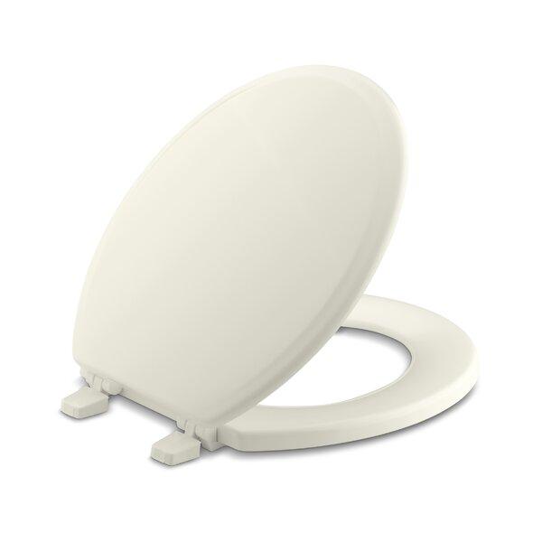 Ridgewood Round-Front Toilet Seat by Kohler