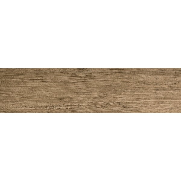 Country 6 x24 Porcelain Wood-Look Tile in Page by Emser Tile