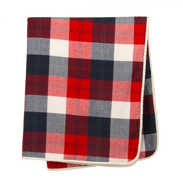 Erasmos Plaid Quilt by Zoomie Kids