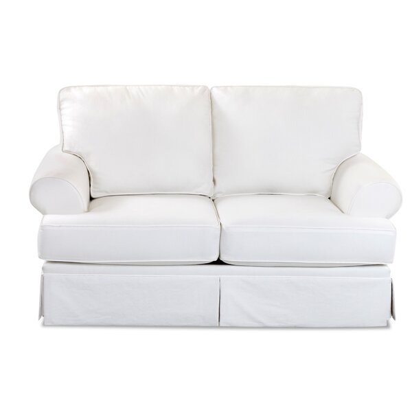 Thirsk Loveseat by Alcott Hill