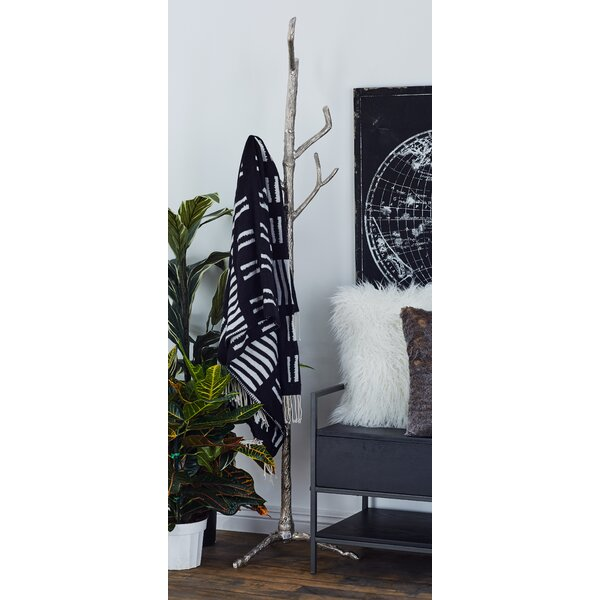 Aluminum Coat Rack by Cole & Grey