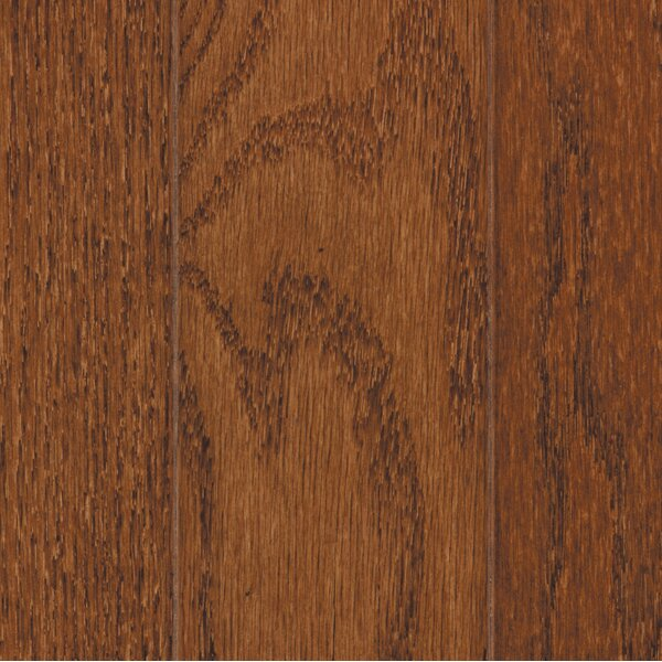 Jamestown Cove 3 Engineered Oak Hardwood Flooring in Pecan by Welles Hardwood