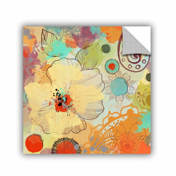 Exotic Flowers by Irena Orlov Wall Mural by ArtWall