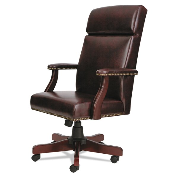 Traditional Series High-Back Executive Chair by Alera®