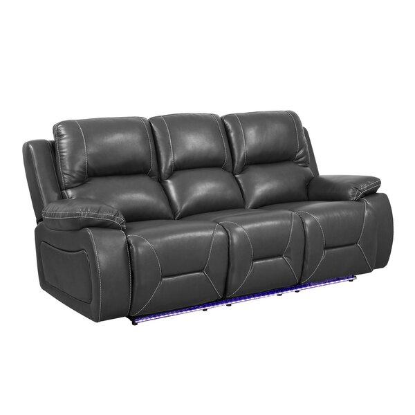 Parkhur Reclining Sofa By Red Barrel Studio
