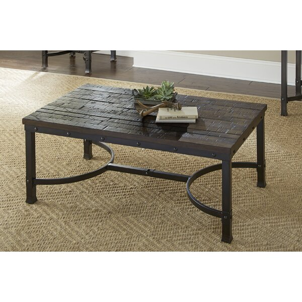 Carrillo Coffee Table by Loon Peak