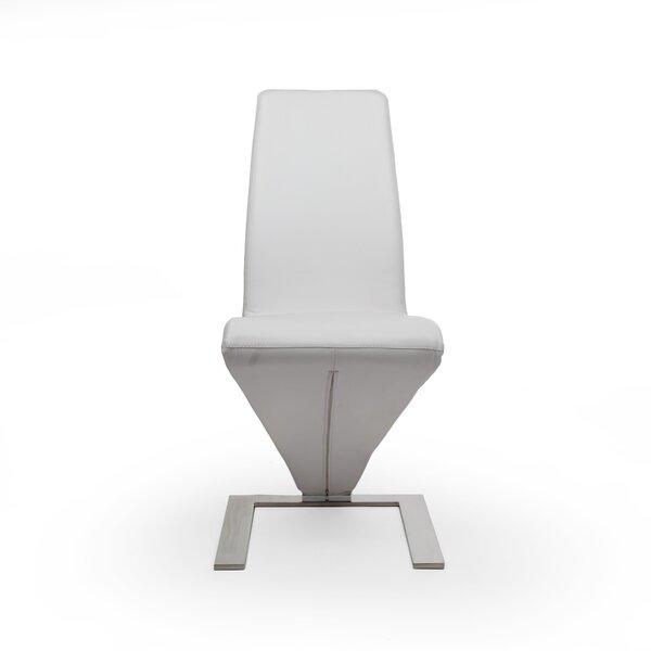 Enger Upholstered Dining Chair by Orren Ellis