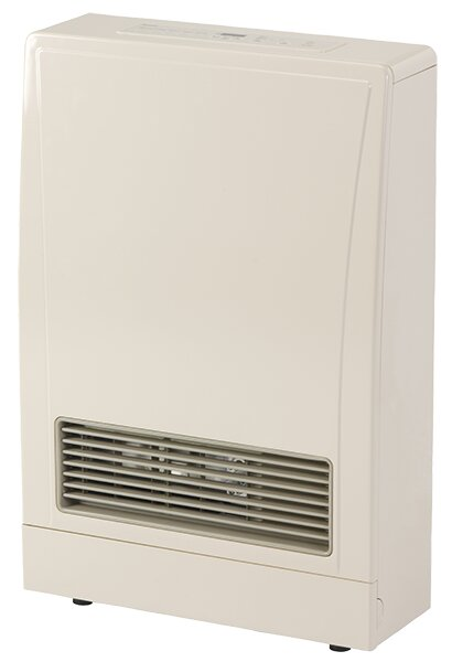 C Series Direct Vent Propane Fan Panel Heater by Rinnai