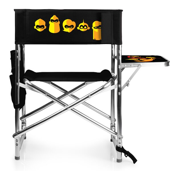 The Incredibles Sports Folding Chair by Picnic Time
