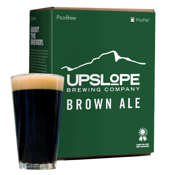 Upslope Ale Brewing Mix (Set of 2) by PicoBrew