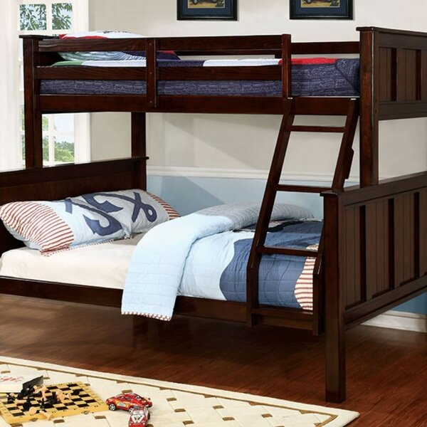 Wilmslow Twin over Full Bunk Bed by Harriet Bee