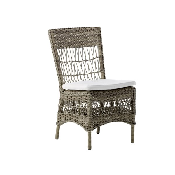 Marie Patio Dining Chair with Cushion by Sika Design