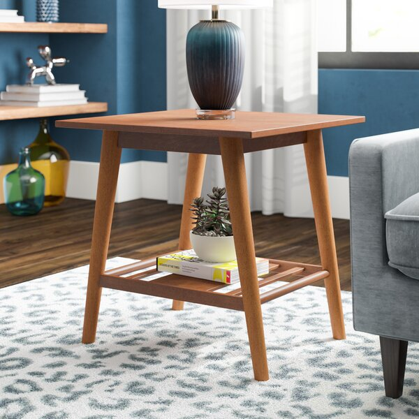 Conrad End Table by Langley Street