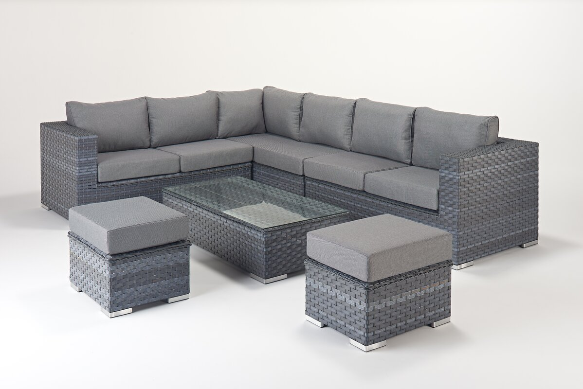 7 Seater Sectional Sofa Set