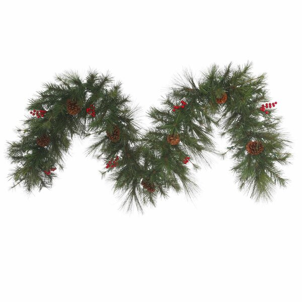 Big Cascade Pine Artificial Christmas Garland by The Holiday Aisle