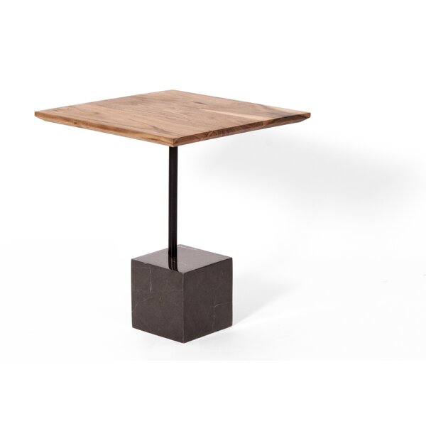 Larson End Table by 17 Stories