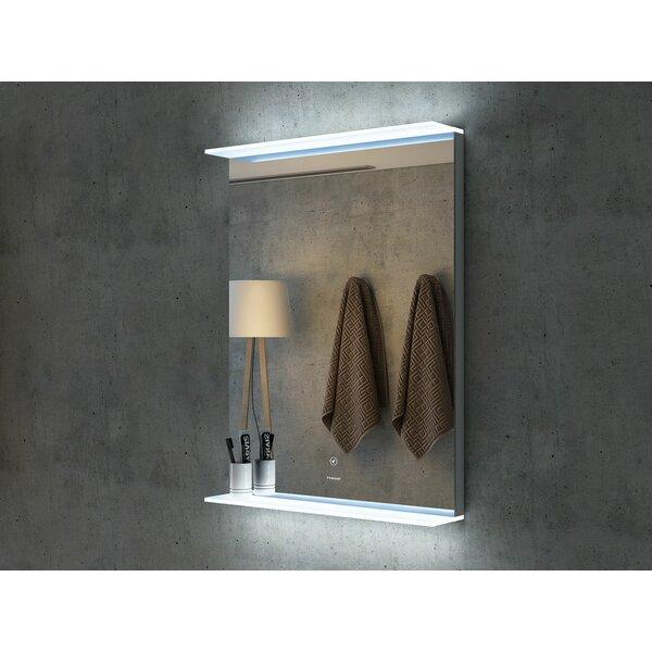 Derrow LED Bathroom/Vanity Mirror by Ebern Designs
