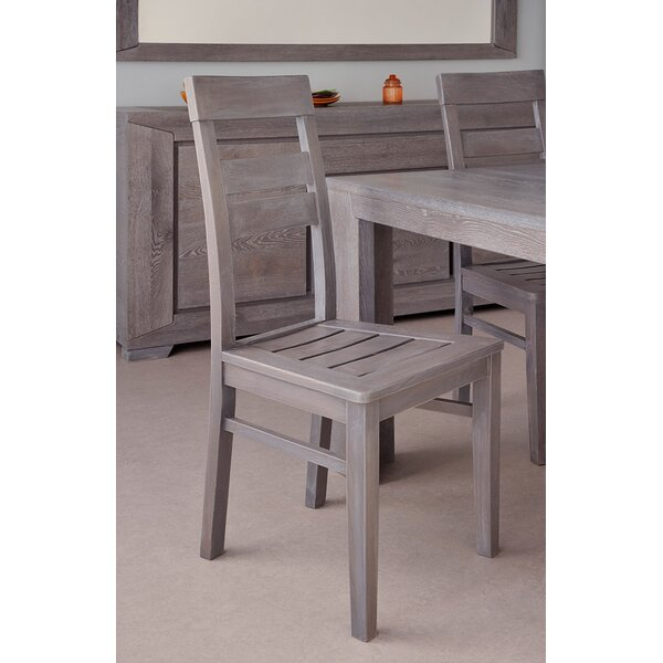 Titan Solid Wood Dining Chair (Set of 2) by Parisot