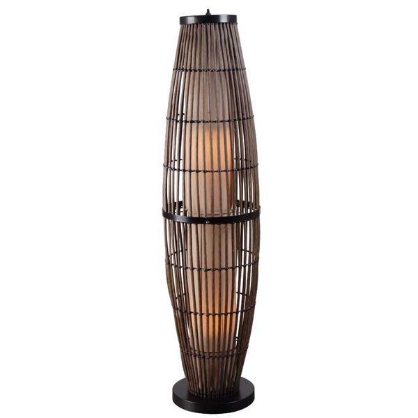 51 Column Floor Lamp by Bay Isle Home