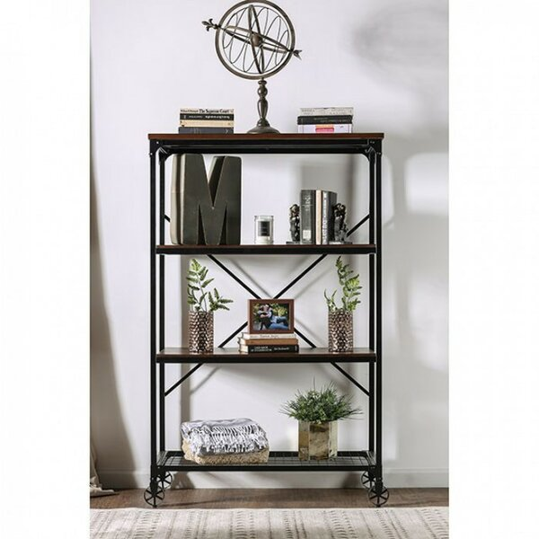 Lizarraga Large Etagere Bookcase by 17 Stories
