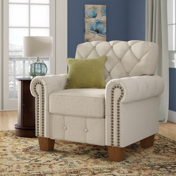 Leif Manual Recliner by Darby Home Co