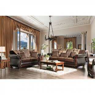 Leister Standard Configurable Living Room Set by Astoria Grand