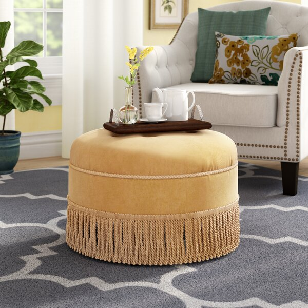 Opehlia Cocktail Ottoman by Astoria Grand