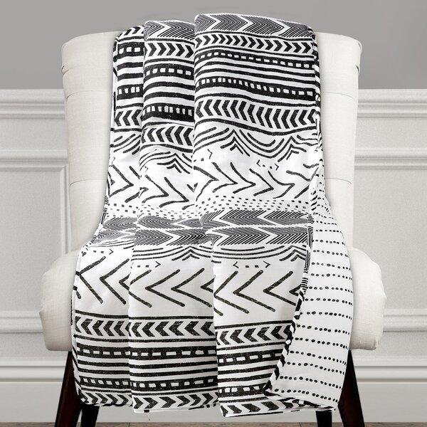 Tidwell Cotton Throw by Union Rustic