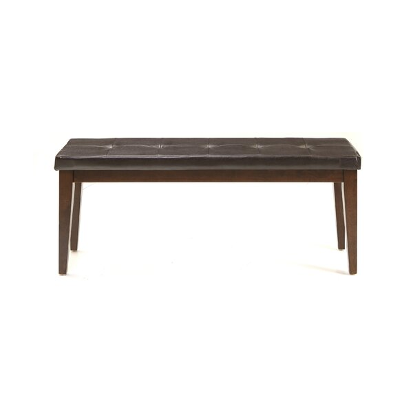 Whisenhunt Backless Upholstered Bench by Millwood Pines