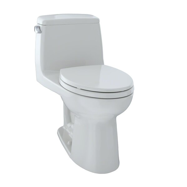 Ultramax G-Max Low Consumption 1.6 GPF Elongated One-Piece Toilet by Toto