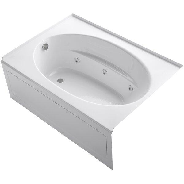 Windward 60 x 42 Whirlpool Bathtub by Kohler