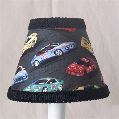 Race Car Night Light by Silly Bear Lighting