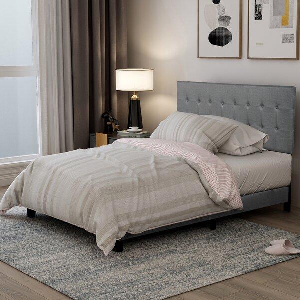 Ariadna Upholstered Platform Bed by Winston Porter