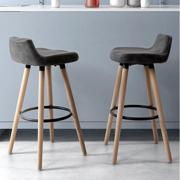 Eckhart Bar Stool (Set of 2) by Corrigan Studio
