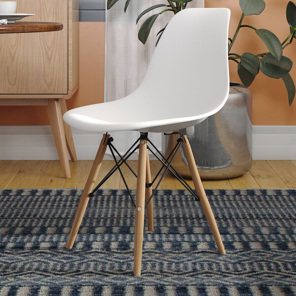 Halfmoon Side Chair (Set of 2) by George Oliver