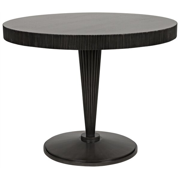 Granada Solid Wood Dining Table By Noir