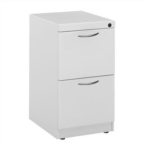 2-Drawer Freestanding Pedestal by Great Openings