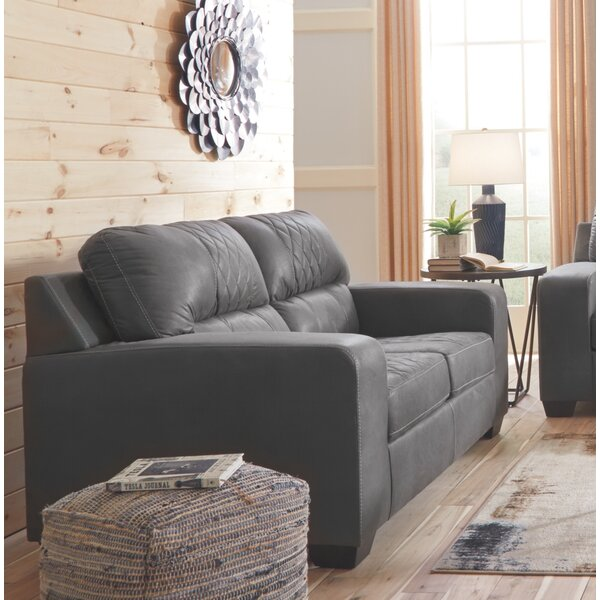 Expert Reviews Robeson Loveseat by Red Barrel Studio by Red Barrel Studio