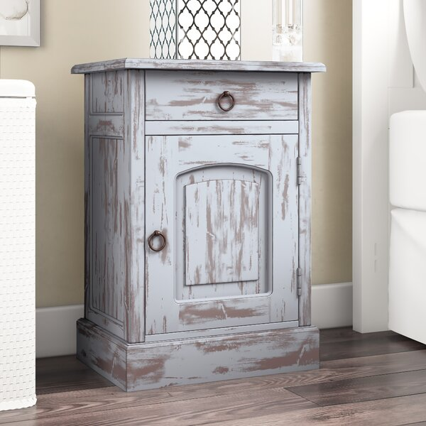 Osburn Nightstand by August Grove