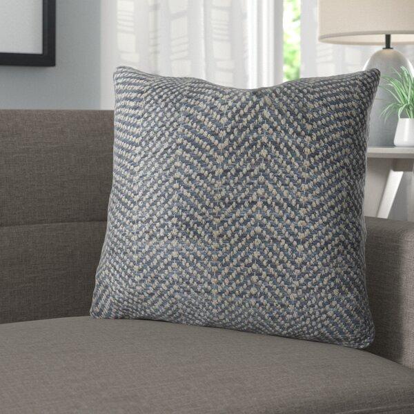 Doucet Luxury Throw Pillow by Corrigan Studio