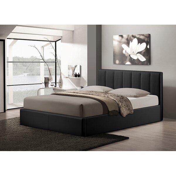 Kilanemos Queen Upholstered Platform Bed by Latitude Run