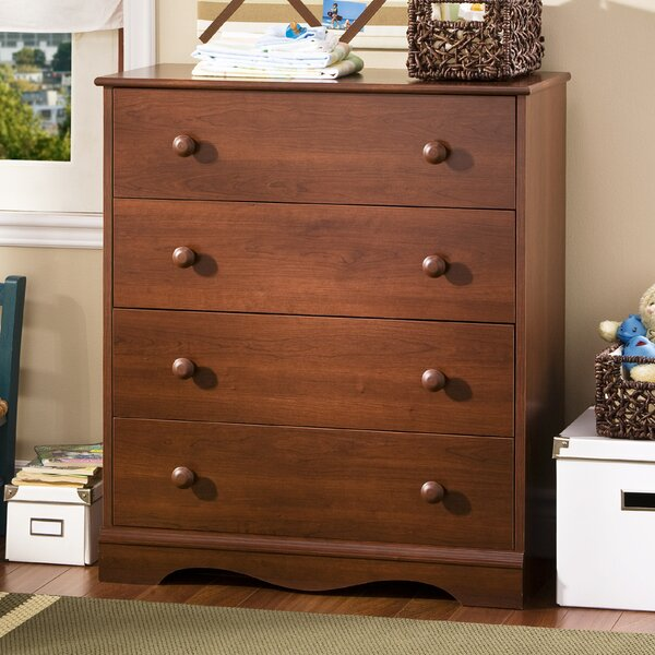 Angel 4 Drawer Chest by South Shore
