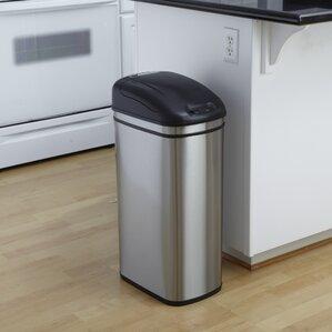 Decorative Kitchen Trash Cans