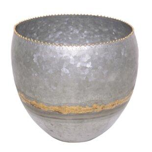 Iron Pot Planter