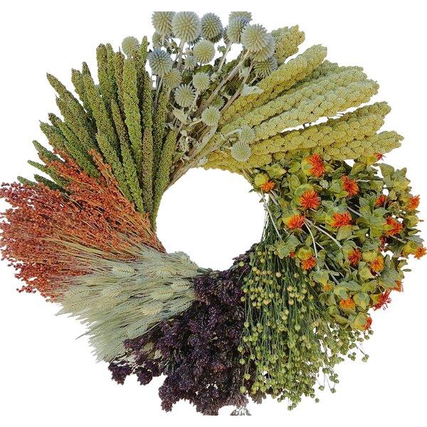 Good Earth 22 Wreath by Dried Flowers and Wreaths LLC