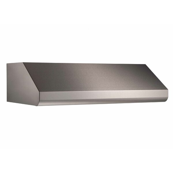 48 1500 CFM Ducted Under Cabinet Range Hood Shell by Broan